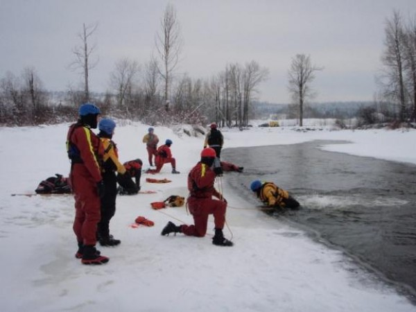 Occupational Ice Safety Training