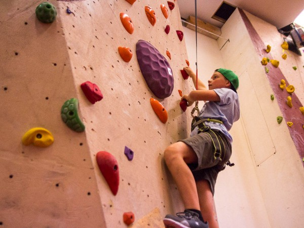 Youth Competitive Climbing Team