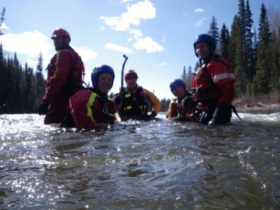 Swiftwater Safety & Rescue