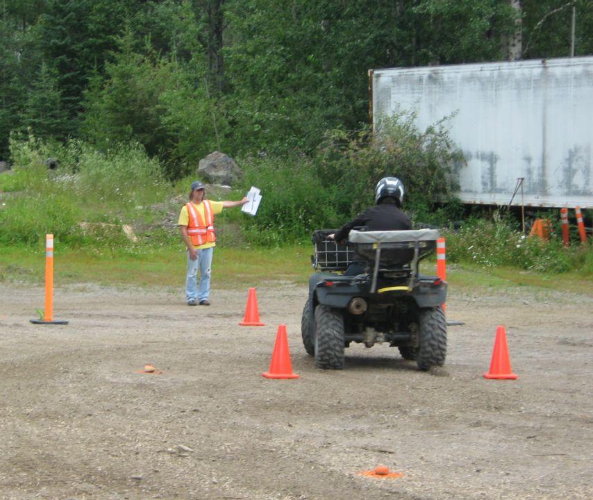 ATV Rider Safety