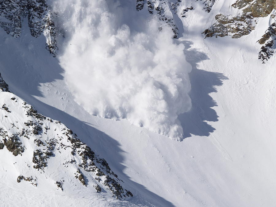 Learn to travel safely in avalanche terrain